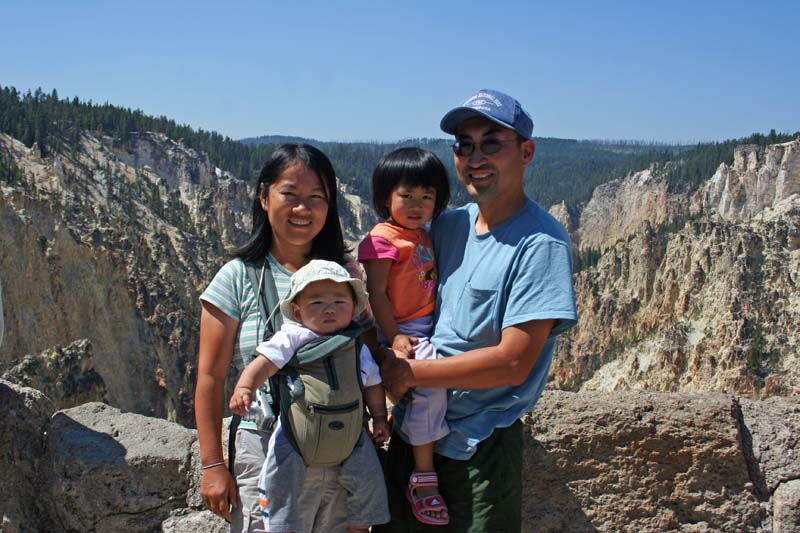 Bad Pictures at Yellowstone